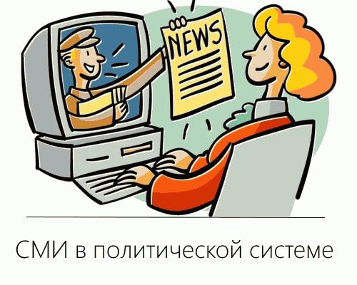 СМИ в политической системе