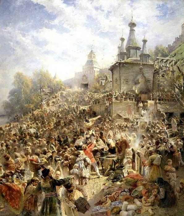 Историческое сочинение на 11 баллов: 1598-1605 гг.