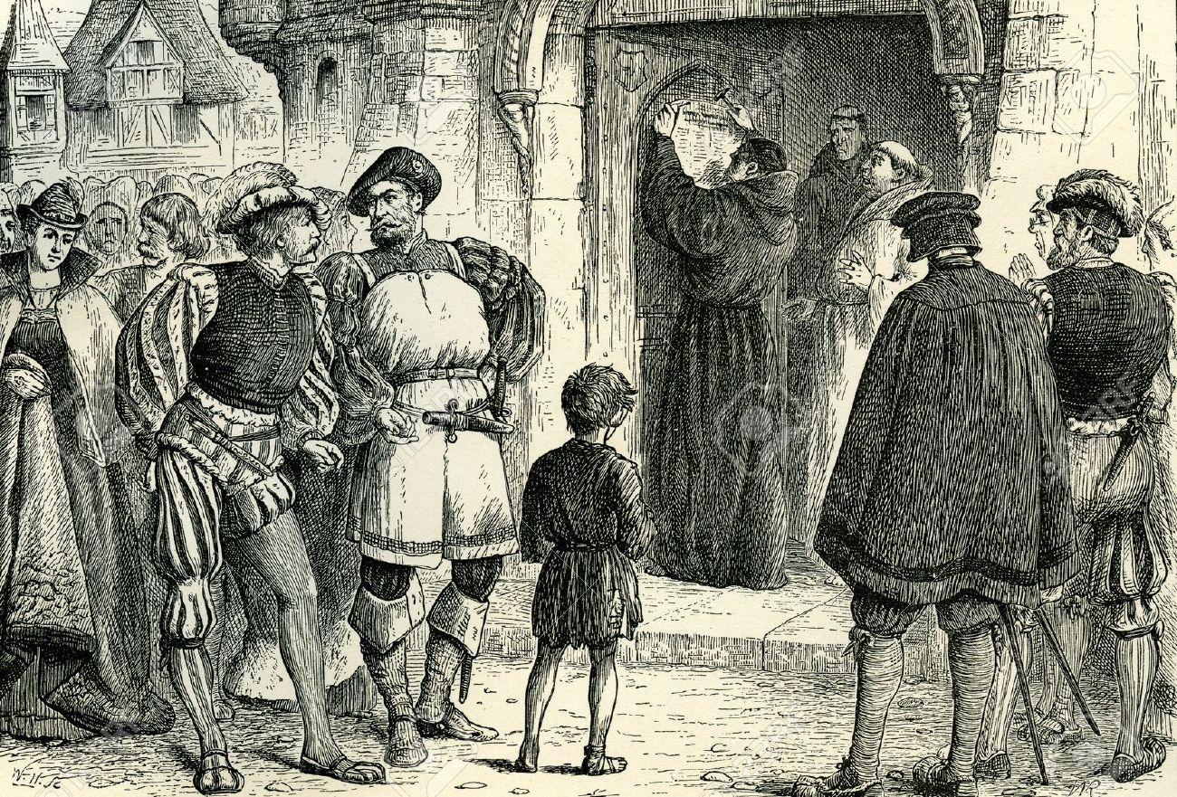 Эпоха Реформации.