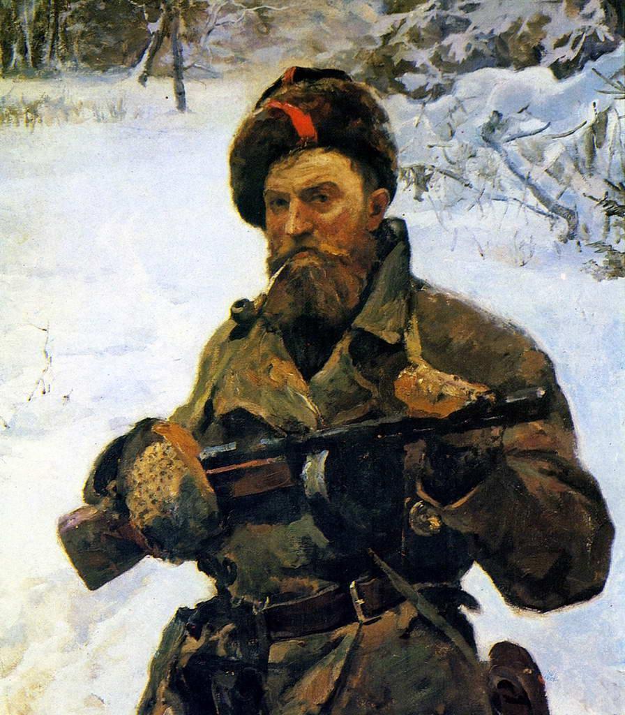 Партизанское движение в годы ВОВ.