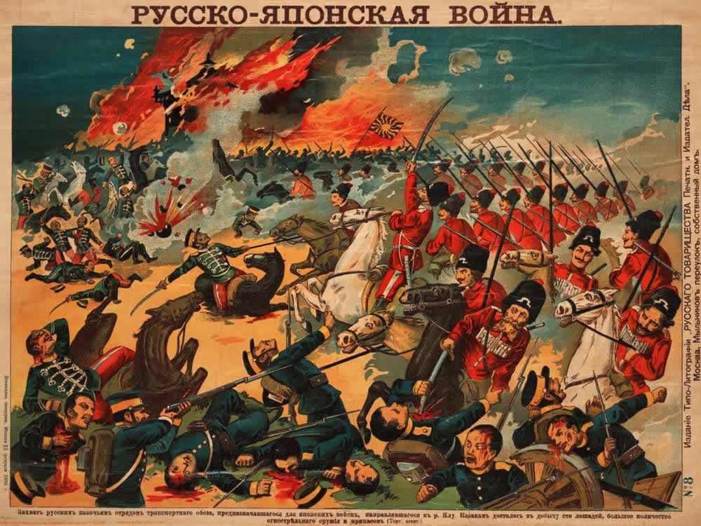 Историческое сочинение на 11 баллов: 1905-1907 гг.