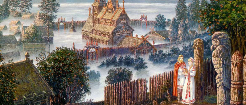 ШАГ #11-12: Культура Древней Руси. Спорные моменты ПВЛ