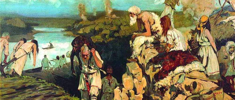 ШАГ #3–4: Восточные славяне. Часть 2