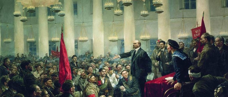ШАГ #90-91: Первые шаги большевистской власти