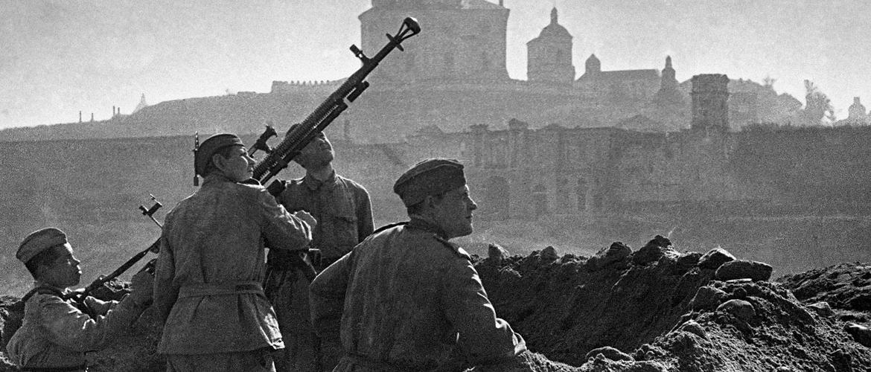 ШАГ #108-111: Великая Отечественная война. Часть 1